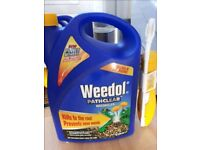 New Weedol Pathclear Weedkiller Weed killer 5 litres