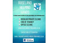 Roseland Helping Hands Domestic Cleaning Services