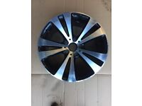 Volkswagen scirocco diamond cut Alloy wheel et41