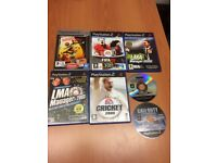 7 PS2 games - ideal for Xmas.