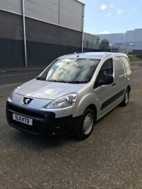 Peugeot Partner 1.6 HDI, Amazing Condition, Low miles, Warranty!