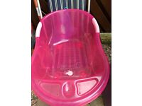 FOR SALE BABY GIRL'S BATH