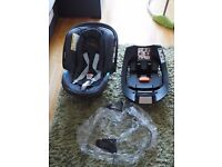 Mamas And Papas Cybex Isofix Car Seat