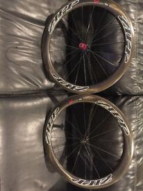 Zipp 404 carbon wheels