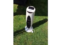 Tower Cooling Fan with remote control