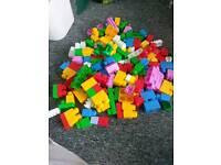 Mega Bloks. Babies Lego. Building toy.
