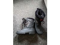 Men winter boots (never used)