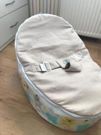 Bean bag planet baby/toddler bean bag
