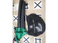 Electric GardenLine Blower and Vacuum