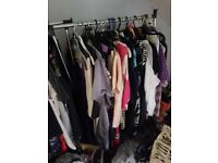 200+ items of assorted clothing all clean