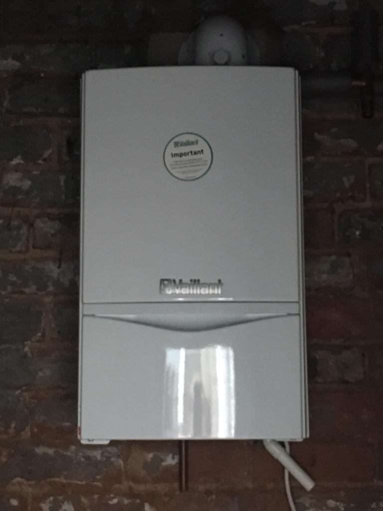 Vaillant condensing boiler