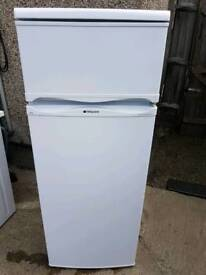 Hotpoint RTA42P white fridge freezer
