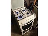 Parkinson cowan gas cooker white 50cm