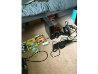 Xbox 360 Bundle - Console, Controllers, Kinect and Games