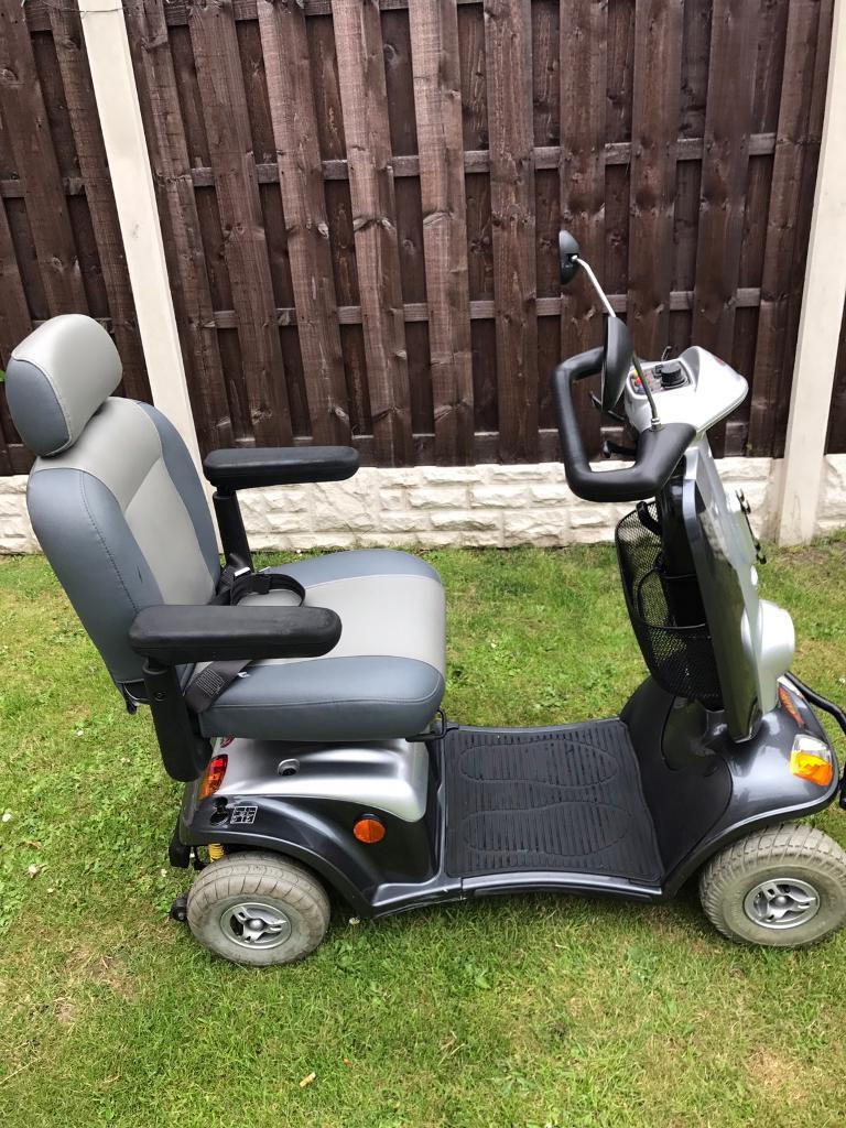 Kymco geo 8 mobility scooter.   in Sheffield, South Yorkshire   Gumtree