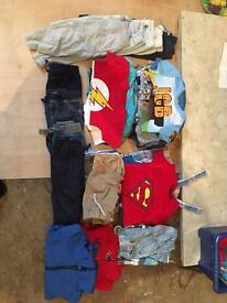 Boys summer bundle 12-18 months