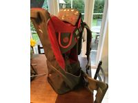 LittleLife Cross Country S2 Baby / Child Hiking Backpack Carrier