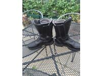 Motorcycle Boots £60.00