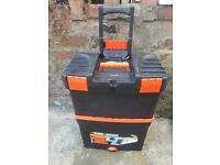 Black and decker workmate trolley