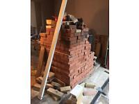 Ibstock Arden Red Bricks 1,000. £500 or make offer. London stock