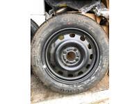 "NEW Pirelli P6000 Tyre 195/60 R15 on Ford / Mazda wheel 15"""