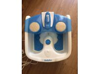 BaByliss foot spa
