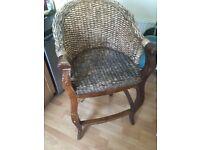 Unique Feature Chair
