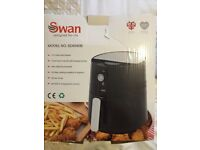 SWAN AIR FRYER SD6090B - 2.5L - IMMACULATE CONDITION AND PERFECT WORKING ORDER