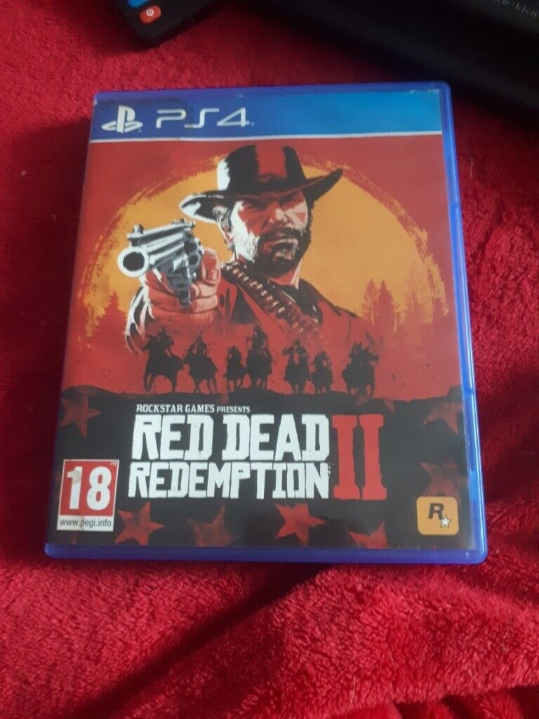 Red dead redemption 2 ps4 game | in Salford, Manchester | Gumtree