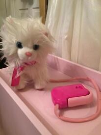 Fluffy go walkies sold