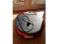 vibrapower disc vibrating plate (ideal world tv)