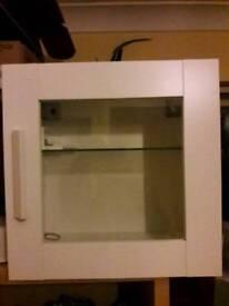 Ikea hanging cupboard