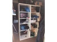 Ikea large billy shelf
