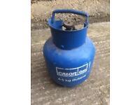 Calor Gas 4.5 cylinder.