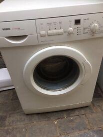 Bosch washing machine free delivery installations