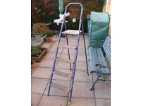 5 Tread Solid Step Ladder