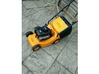 McCulloch self drive lightweight petrol Lawnmower