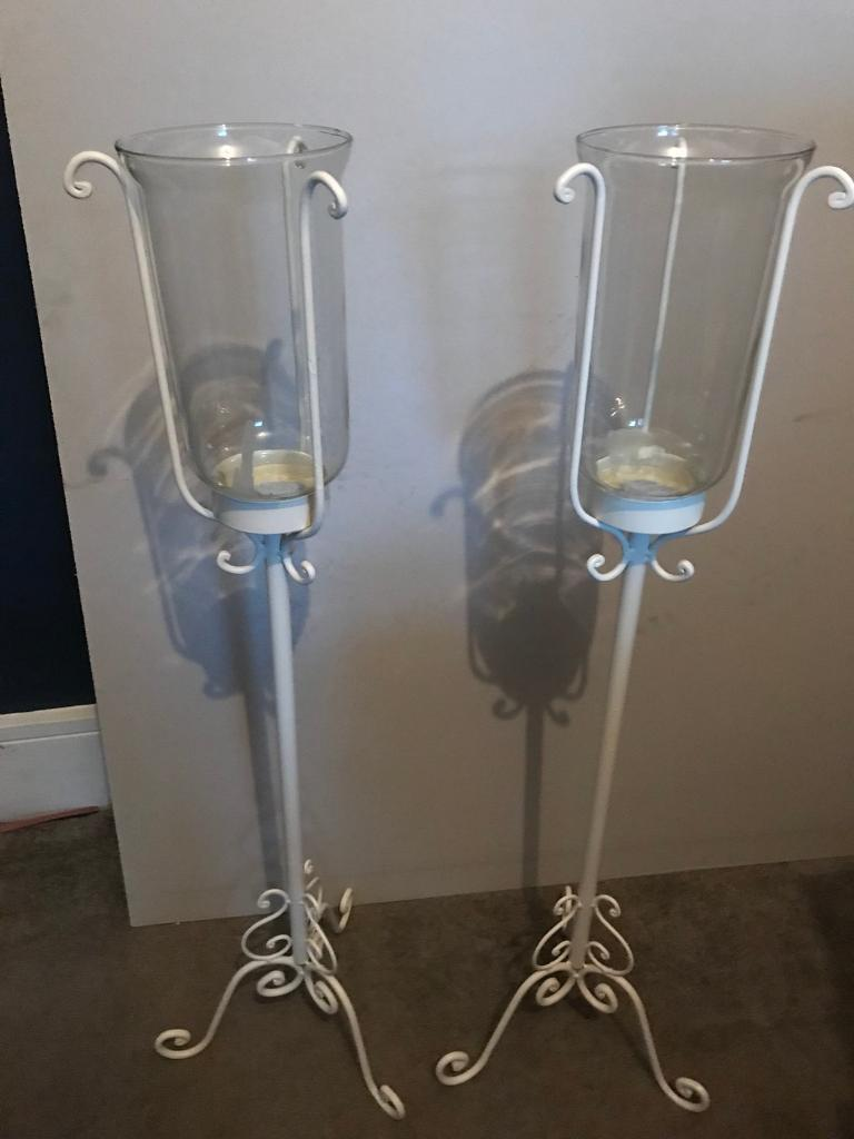 Wedding Tall Candle Holder