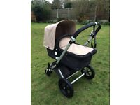 Bugaboo Cameleon/Chameleon 2nd gen Travel System with Pram and Pushchair.