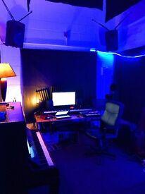 Creative Music Studio Space Share