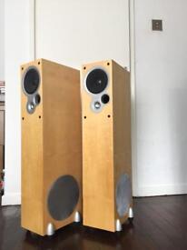 Kef coda Loudspeakers cost £1000