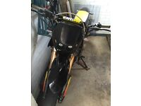Pulse andrenaline 125 supermoto! FOR SALE