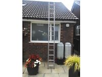 double extension ladder 3.5meters