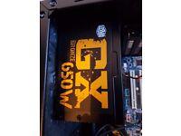 COOLER MASTER CM GX 650W Bronze computer power supply PSU