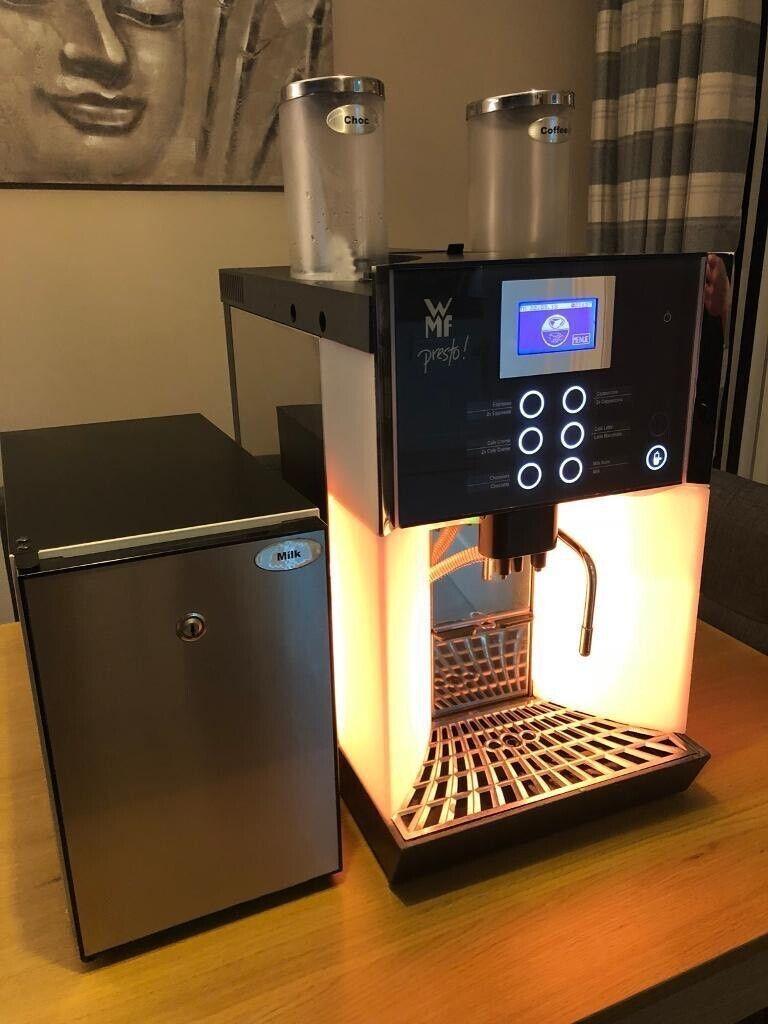 Wmf Presto Bean To Cup Coffee Machine Milk Fridge In Olton West Midlands Gumtree