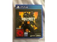 Call Of Duty: Black Ops 4 Gaming / Playstation4 Games