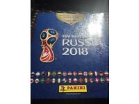 Panini Fifa 2018 World Cup sticker swaps