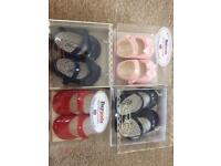 Baby shoes (baby pods & mayoral)
