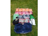 Football team kit home & away - 15 players