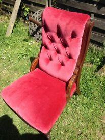 Nurseing chair